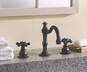 SOTC Granite Counter with Lavatory Set