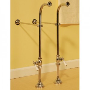 "Freestanding Supply Lines, 28"" Tall"