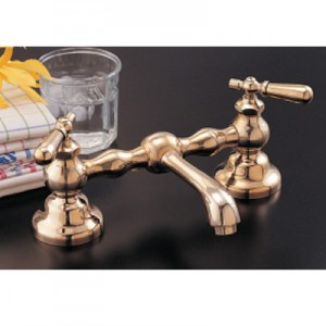 Bridge Faucet, 8 and 12 Inches