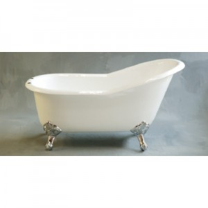 Cast Iron Slipper Bathtub