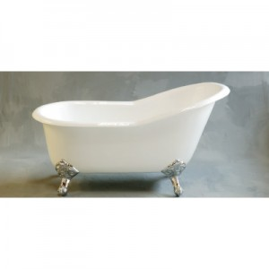 Cast Iron Slipper Bathtub