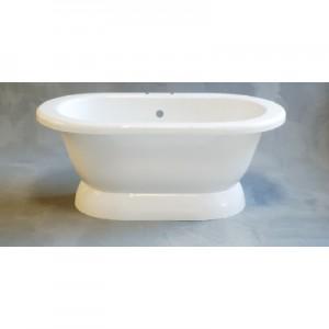 Acrylic Dual Bathtub