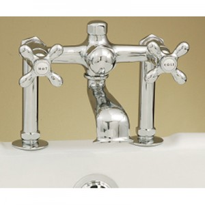 Clawfoot Deck Mount Tub Faucet