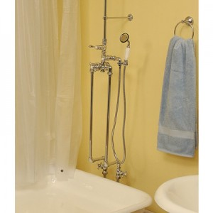 Thermostatic shower Unit