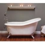 Acrylic Slipper Tub