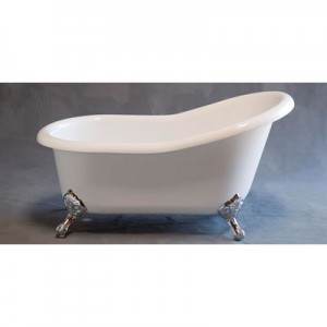 Acrylic Slipper Bathtub