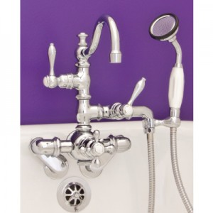 Thermostatic Tub Faucet