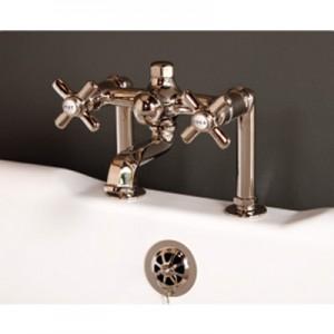 Tub Faucet Deck Mount