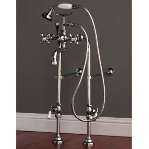 Freestanding Faucet Supply Set