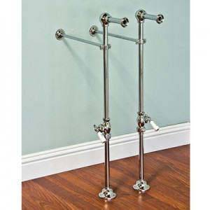 "Freestanding Supply Lines, 24"" Tall"