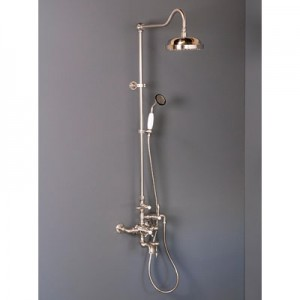 Thermostatic Exposed Shower
