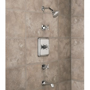 Thermostatic Shower Unit