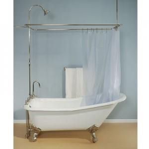 Faucet and Enclosure Set