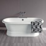 Acrylic Dual Tub