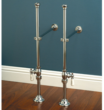 FREESTANDING STRAIGHT SUPPLY SET